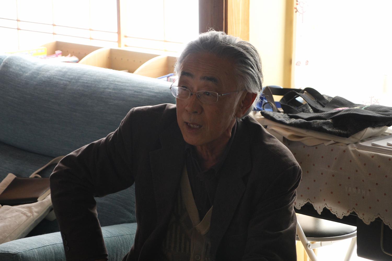 貧困家庭の親たちがいかに遠慮しているか知ってほしい、と土田さんは言う。