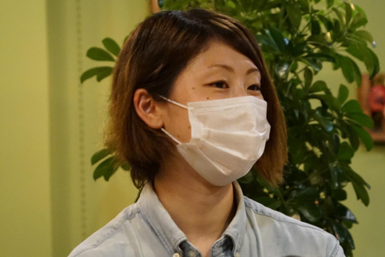 横尾真美さん。