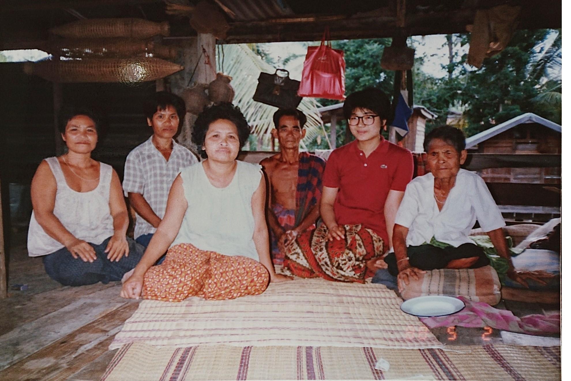 タイ留学中に地方へ。